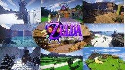 Majoras Mask 3DS Minecraft Texture Pack
