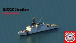 USCGC Stratton Minecraft Map & Project
