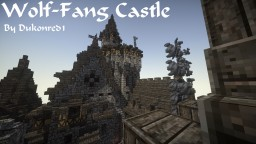 Wolf-Fang Castle Minecraft