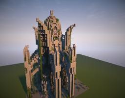 Labyrinth Landmarks Minecraft Map & Project