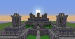glastle Minecraft Map & Project