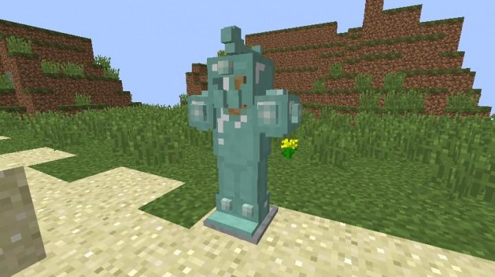Minecraft Diamond Crafting Mod