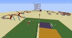 Rollercoaster #6.2 Minecraft Project