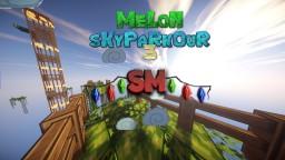 MeLoN_sKy_PaRkOuR_3 Minecraft Map & Project