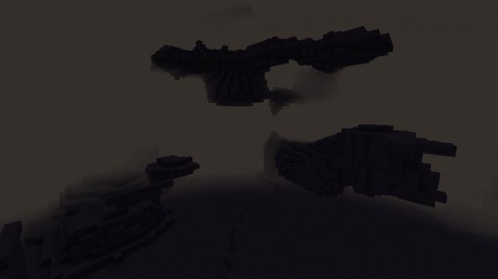 Dark dimension!