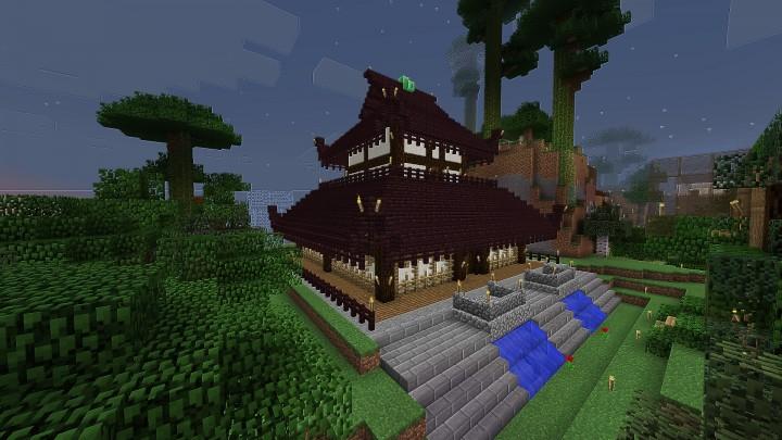 Tea House.