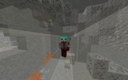 X Ray helmet Only One Command Minecraft