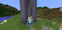 Tesla Coils in only one command block! Minecraft