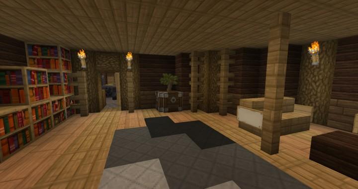 Dark Oak Planks - Update 0.9.4