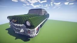 1954 Cadillac Fleetwood Minecraft