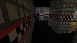 XLCREEPER's FNAF 3 Resource Pack(Classic) Minecraft Texture Pack