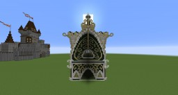 Elven Temple Minecraft Map & Project