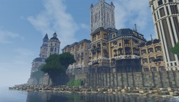 Venance | Victorian Isle Minecraft Project