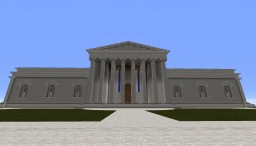 Glyptothek Minecraft Map & Project