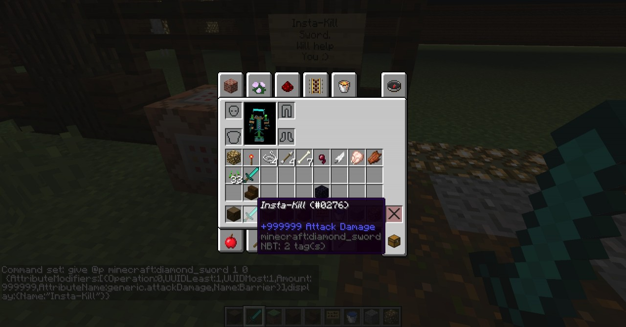 How to get Custom Damage Weapons (CDW) Minecraft Blog