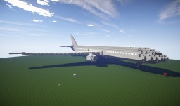 Boeing 777-200 V2.0 (OUTDATED) Minecraft Map & Project