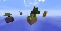 New Skyblock Minecraft Map & Project