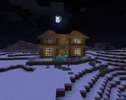 My House! Minecraft Map & Project