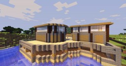 New Vinland Town Minecraft Map & Project