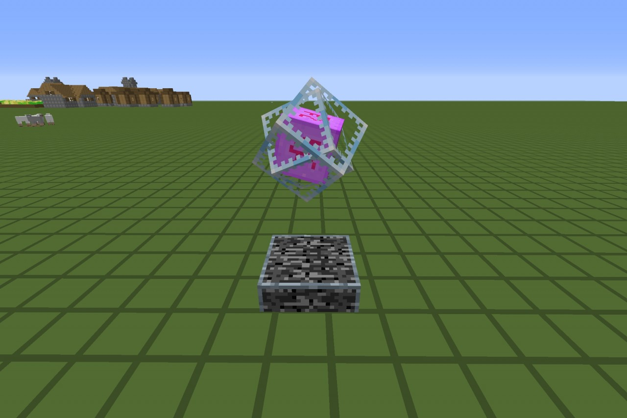 minecraft how to make beacon crystal