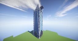 Qrillian Mini Builds [Modern,Futuristic] SkyScraper Minecraft Map & Project