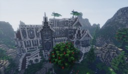 Sophus manor - baroque build Minecraft Map & Project