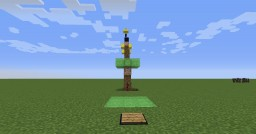 Jump map Minecraft Project