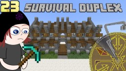 Survival Duplex (NOW WITH TUTORIAL!) Minecraft