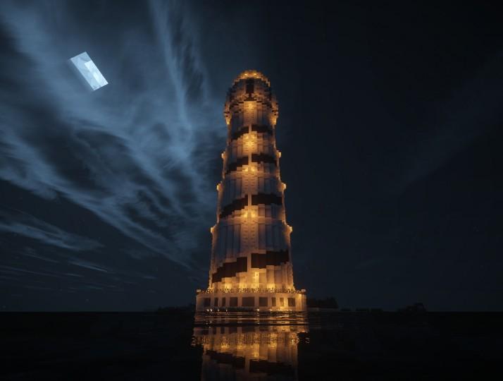 [Карта] Lighthouse Future - маяк