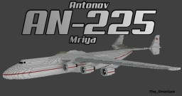 Antonov AN-225 Mriya [PopReel] Minecraft Project