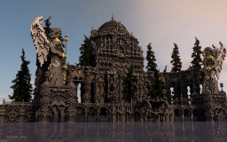 Ascend Creative Spawn Minecraft Project