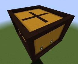 Redstone Binary Adder Minecraft Map & Project