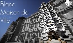 Blanc Maison de Ville | Wok Minecraft Map & Project