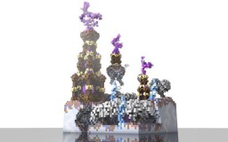 Caelus Minecraft Map & Project