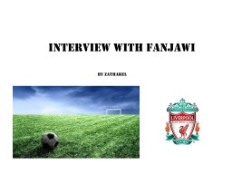 Interview with Fanjawi Minecraft