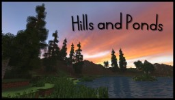 Hills and Ponds (Terraform #1) Minecraft Map & Project
