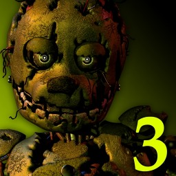 [0.10.0] Freddy Fazbears Fright [Fnaf3] [16x16] (McPe)