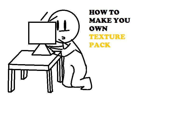 How to make your own texture pack! (REALLY Easy) Minecraft Blog