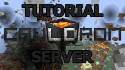 How to Make a Cauldron Server Minecraft Blog