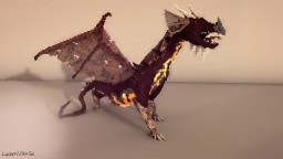 | Lo'Rak - The Nether King | Dragon Minecraft