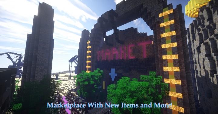 Minecraft NEW EPIC GUN GAME Minigame Server - YouTube