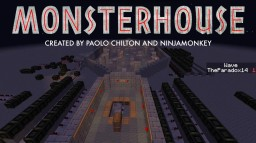 Monster House: Hostile Mob Arena Minecraft Map & Project