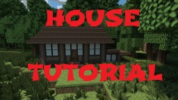 Japanese House Tutorial (new) Minecraft Map & Project
