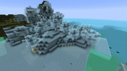 Terraforming Minecraft Vanilla 1.8+ one command Minecraft Project
