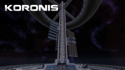Koronis Space Station | Survival Games Minecraft Map & Project
