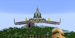 Cool Spawn Minecraft Map & Project