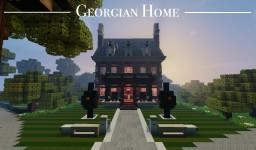 Georgian Home No.2 | WoK Minecraft Project