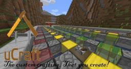 uCraft | Custom Crafting, Made by You! Minecraft