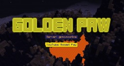 Golden Paw PVP/PVE QUESTS AND CLASSES Minecraft Server