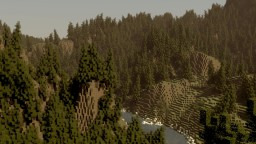 PineWood Cliffs -7th- Minecraft Map & Project
